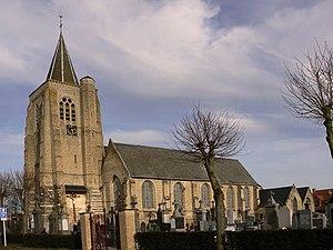 Bambecque - Image: Kerk Bambeke
