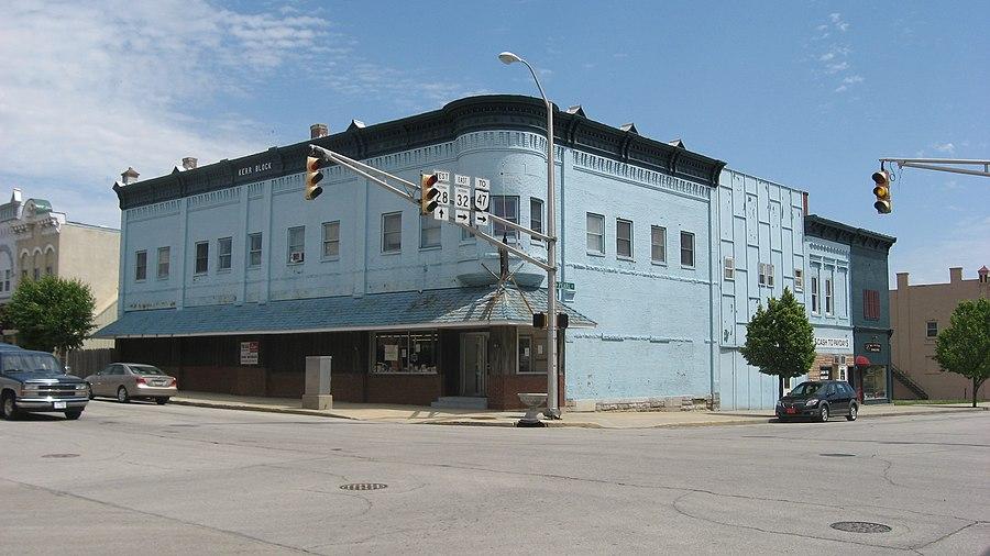 Union City Commercial Historic District