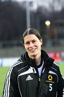 Kerstin Garefrekes association football player