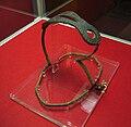 """Keuschheitsgürtel (Museum-Kasteel Sypesteyn, Nieuw-Loosdrecht) aus der Sonderausstellung """"100.000 Jahre Sex"""" im de-Helms-Museum Hamburg-Harburg.jpg"""