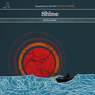 Kevin Moore - Kevin Moore - Shine album cover