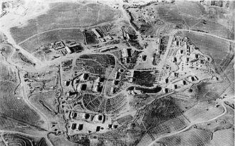 Ruhama - Image: Kibbutz Ruhama