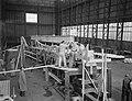 Kiellegging an de mijnenvereniging Dokkum bij Wilton-Fijenoord, Bestanddeelnr 905-7848.jpg
