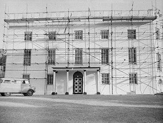 Lyons family - Image: Kilvrough Manor