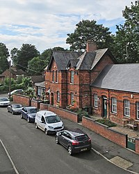 Kimberley- once the Great Northern railway station (geograph 5565886).jpg