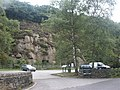 Kinder Way car park, Bowden Quarry - geograph.org.uk - 221624.jpg