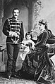 King Milan and Queen Natalie of Serbia with their son, Prince Alexander297525-1340965335.jpg