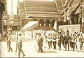 King Vajiravudh circling the Pra Meru Mas in a counter-clockwise direction.jpg