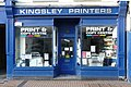 Kingsley Printers, No. 52 The High Street, Ilfracombe. - geograph.org.uk - 1267896.jpg