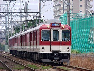 Tenri Line - Local train
