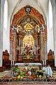 Kirche 21788 Hauptaltar in A-2136 Laa an der Thaya.jpg