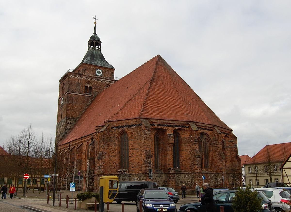 Osterburg Altmark