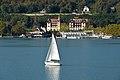 Klagenfurt Friedelstrand Ruderverein Albatros Werft und Hotel Woerthersee 30092014 288.jpg