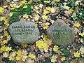 Klara Bloch & Erich Bloch - Friedhof Heerstraße.JPG