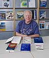 Klauder and books 34 © Stig Sund NTNU.jpg