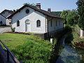 Kleiner klassizistischer Bau zum ehemaligen Hüttenwerk Obereichstätt gehörend.jpg