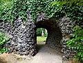 Kloostertuin St-Gregor, Missiehuis St-Michael, Steyl - tunnel Olijfberg 2.jpg