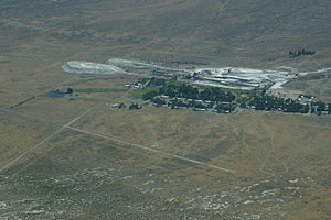 Empire Airport (Nevada) - Image: Kluft photo Empire Airport Jun 2006 Img 6036