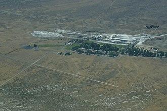Empire Airport (Nevada) - Image: Kluft photo Empire Airport Jun 2006 Img 6036