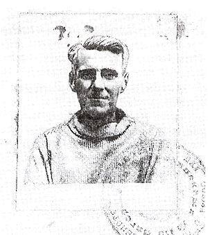 Konrad Lorenz - Lorenz as a Soviet POW in 1944