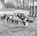 Korenmolen en vergane balken van de kap - Saasveld - 20194096 - RCE.jpg