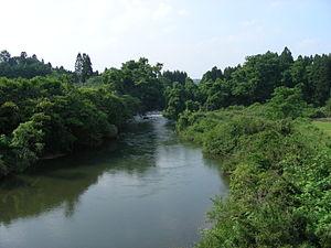 衣川 2008年6月9日撮影