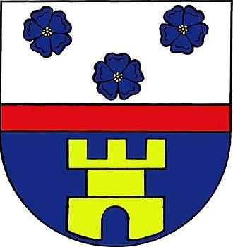 Košťálov - Image: Kostalov znak