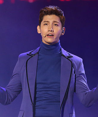 Changmin - Changmin at the K-pop World Festival