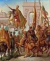 Krönung Franz Joseph zum König von Ungarn 1867.jpg