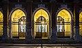 Krakow- Collegium Novum- brama wejsciowa 02.jpg