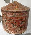 Kucha, scatola funeraria dipinta, da subashi ovest, VI-VII sec. 02.JPG