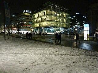 Kunstmuseum Stuttgart bei Nacht - geograph.org.uk - 8218.jpg