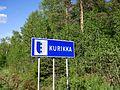 Kurikka municipal border sign.jpg
