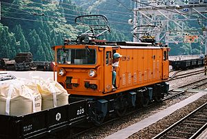 Kurobe Gorge Railway - No. 29