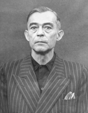 Doctors' trial - Image: Kurt Blome KZ Arzt