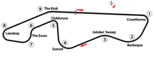 The Kyalami Circuit (1967–1985)