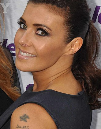 Kym Marsh - Marsh in 2015