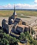 L'Abbaye du Mont-Saint-Michel, vue du ciel 2-1.jpg