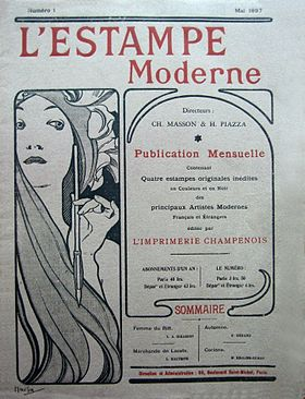 Image illustrative de l'article L'Estampe moderne