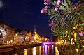 L'Ill aux Lumières - Le Pont St Nicolas éclairé.jpg