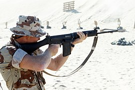 L1a1 Self Loading Rifle Wikipedia