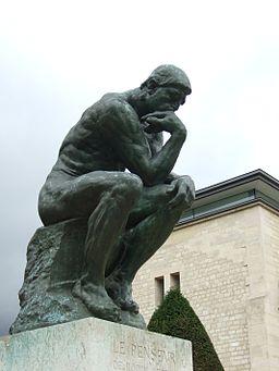 LE PENSEUR - Museo Rodin- PARIS