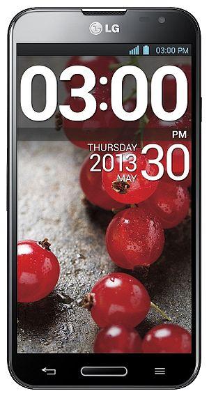 LG Optimus G Pro - Image: LG Optimus G Pro (Black)