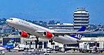 """LN-RKT SAS Scandinavian Airlines Airbus A330-343 s-n 1697 """"Bele Viking"""" (26403475799).jpg"""