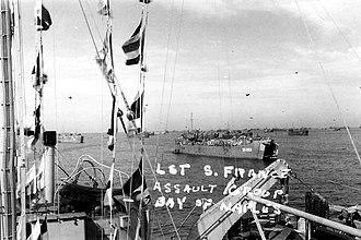 USS LST-263 - USS Benton County (LST-263)