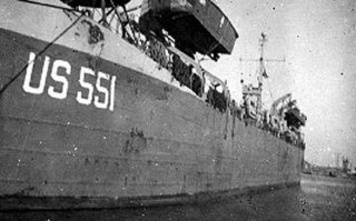 USS <i>Chesterfield County</i> (LST-551)
