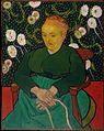 La Berceuse (Woman Rocking a Cradle; Augustine-Alix Pellicot Roulin, 1851–1930) MET DT1951.jpg