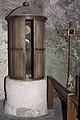 La Couvertoirade-Église saint Christol-Fonts Baptismaux-20130516.jpg