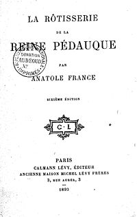 At the Sign of the Reine Pédauque cover