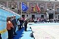 """La alcaldesa pide luchar contra los nacionalismos que quieren """"empequeñecer a Europa y hacerle perder su destino único"""" 02.jpg"""